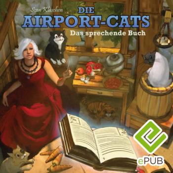 "eBook – Airportcats ""Das sprechende Buch"""