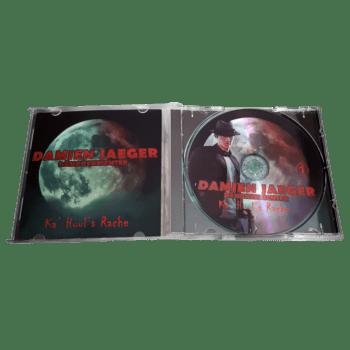Hörspiel CD – Damien Jaeger, Dämonenrichter: Ka' Huul's Rache